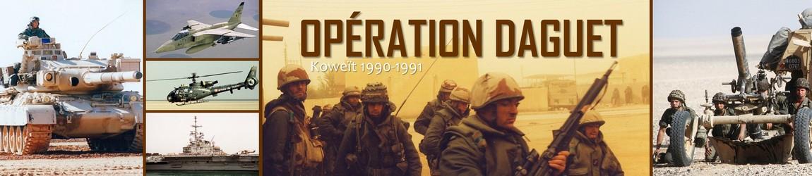 Opération Daguet 1990-1991