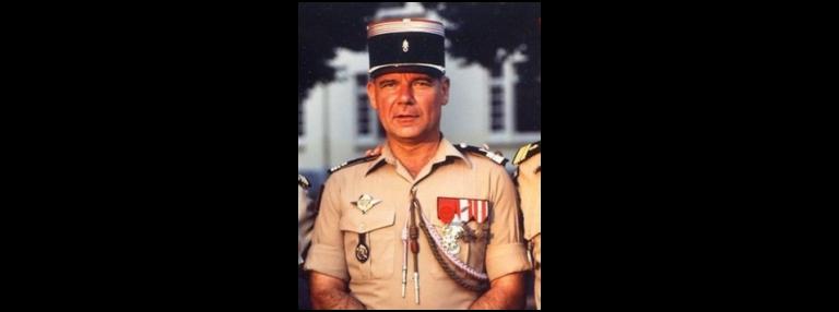 Tête de colonne : Témoignage du général IVANOFF (1er REC)