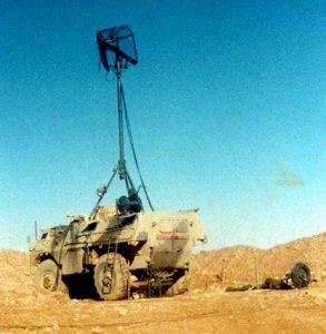 Arrivée du RITA en janvier 1991.